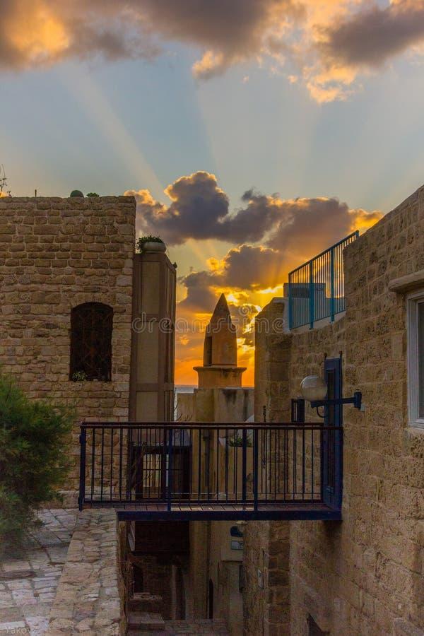 Jaffa يا٠ ا arkivbild
