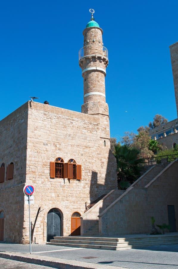 Jaffa, cidade velha, Israel, Médio Oriente imagens de stock royalty free