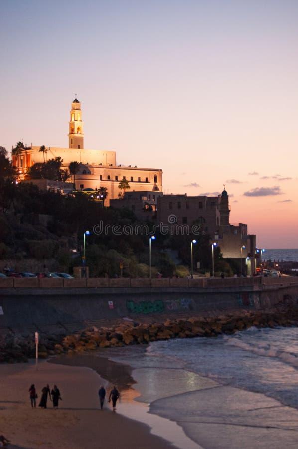 Jaffa, cidade velha, Israel, Médio Oriente fotografia de stock royalty free
