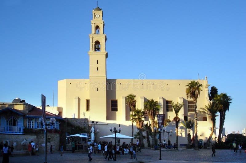 Jaffa - Israel arkivfoto