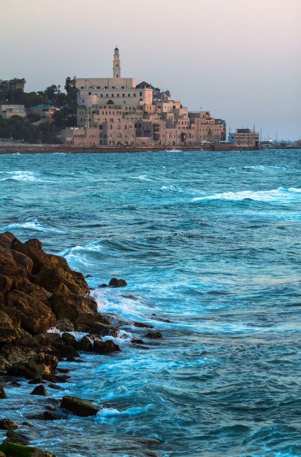 Jaffa Israel. royaltyfri fotografi