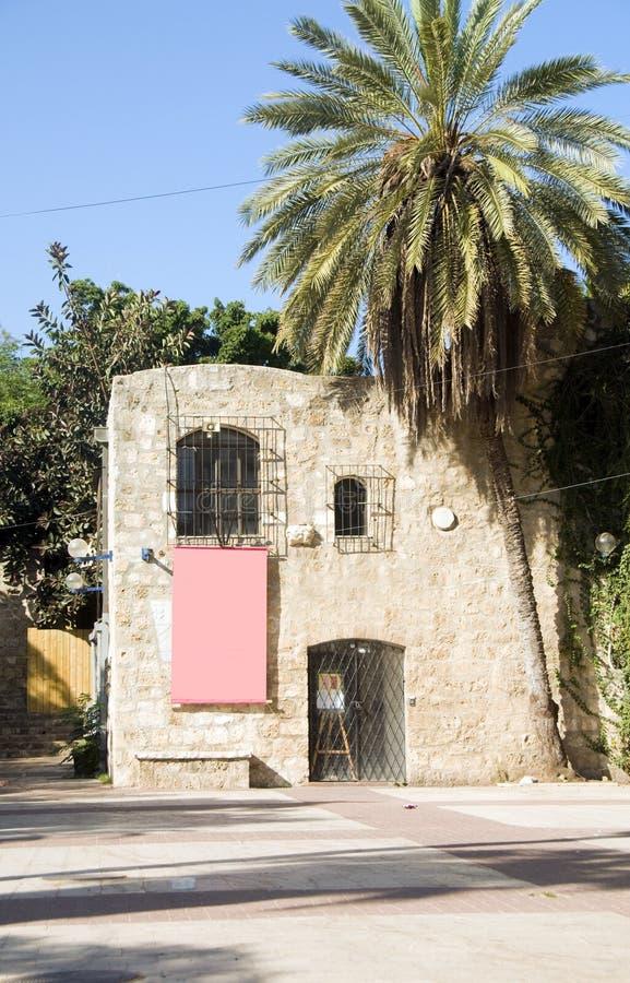 Jaffa Museum Of Antiquites Tel Aviv Israel Stock Image