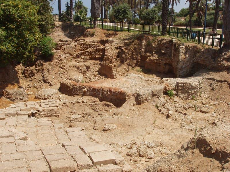 Jaffa velho, Israel imagens de stock