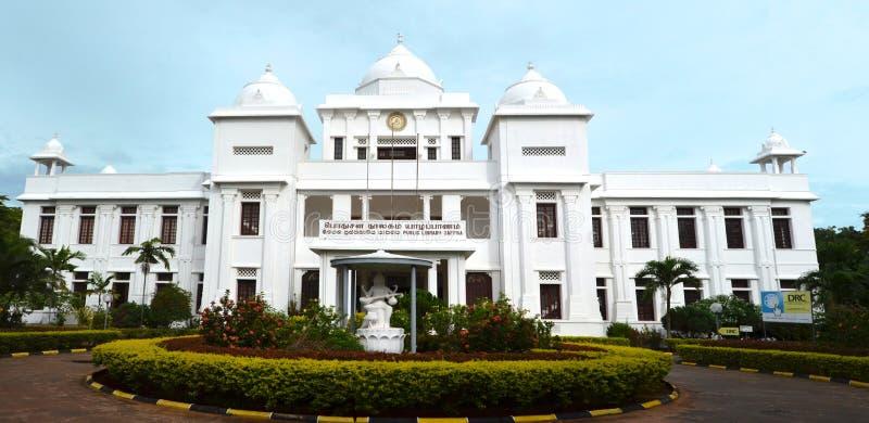Jaffna Public Library. New Jaffna Public Library in Jaffna, Sri Lanka