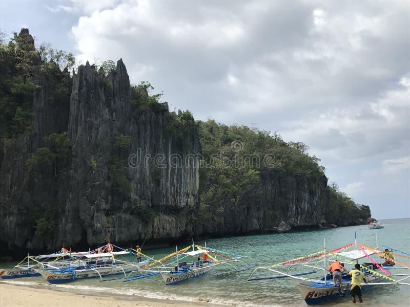Jag älskar Filippinerna! royaltyfri bild
