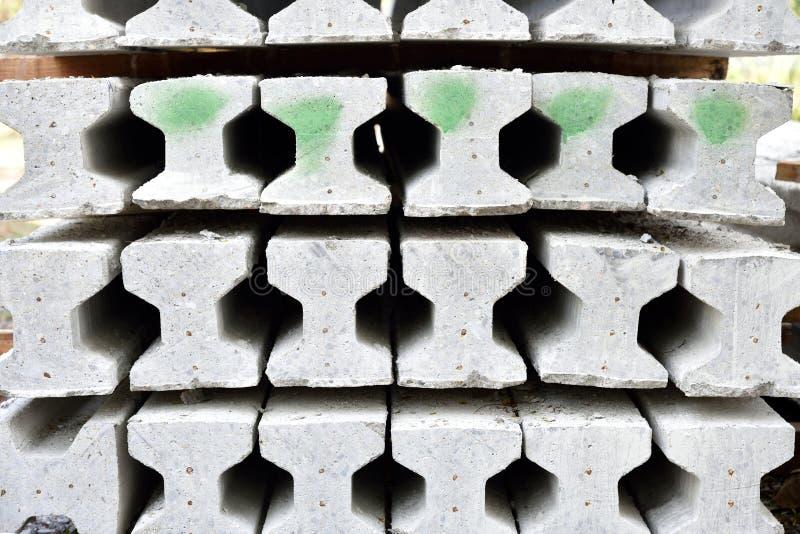 Jag-stråle för färdiggjuten betong fotografering för bildbyråer