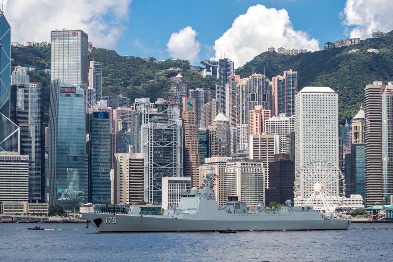 Jagare för missil för Yinchuan nummer 175 royaltyfria foton