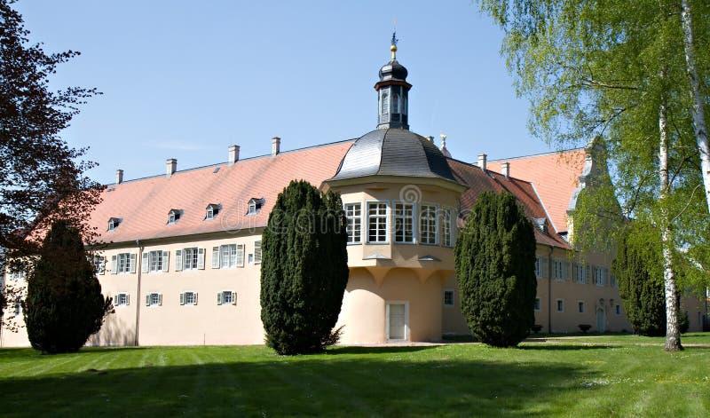 Jagdschloss Kranichstein imagem de stock royalty free