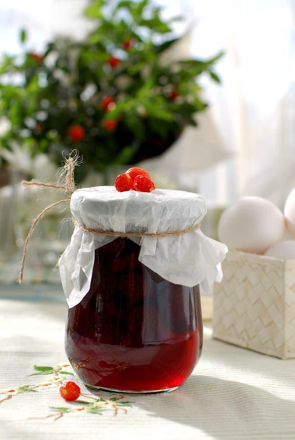 jagodowy dżem zdjęcia stock