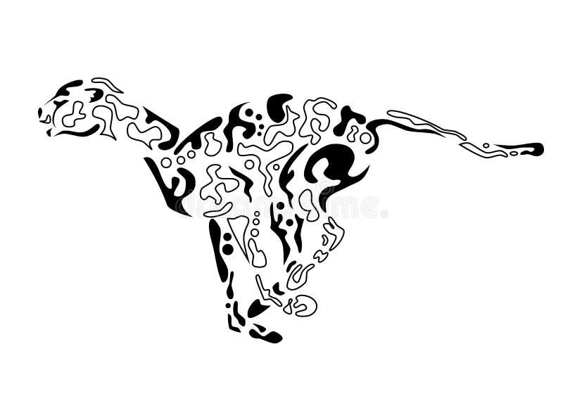 Download Jaguar stock vector. Image of shape, speed, wild, jaguar - 15331685