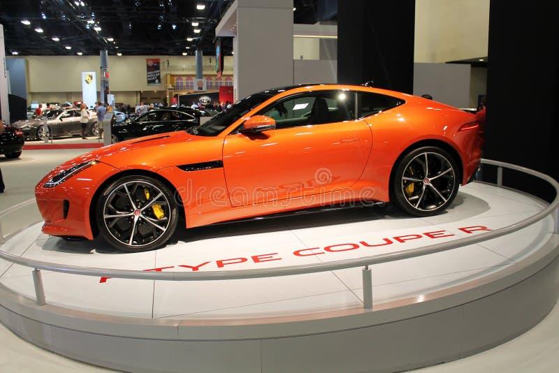Jaguar alaranjado 2015 fotos de stock royalty free