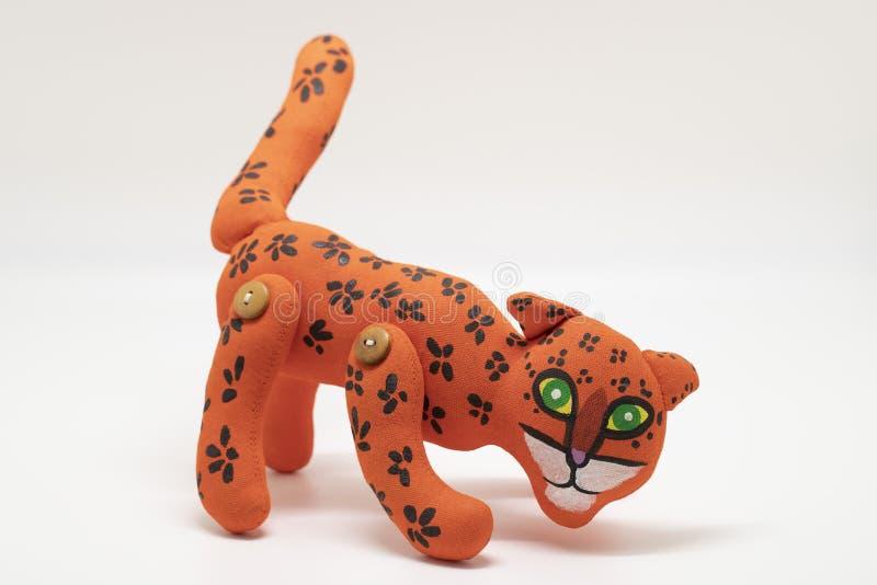 Jaguar craft royalty free stock images
