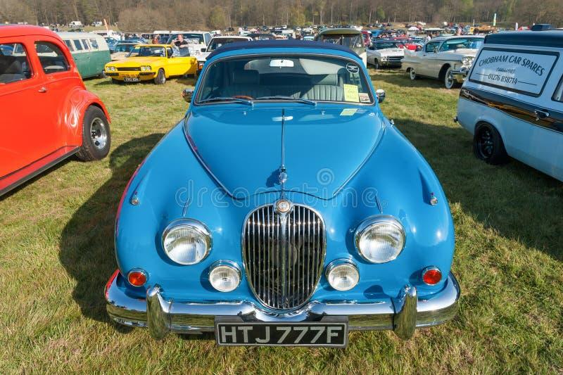 Jaguar Mk2 image stock