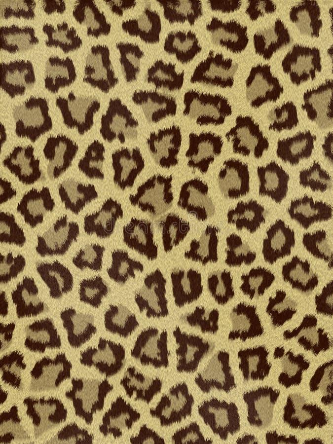 Jaguar-Pelz stockbilder