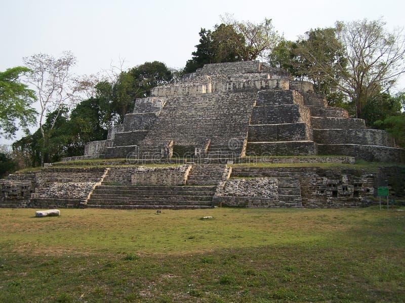 Jaguar Temple royalty free stock image