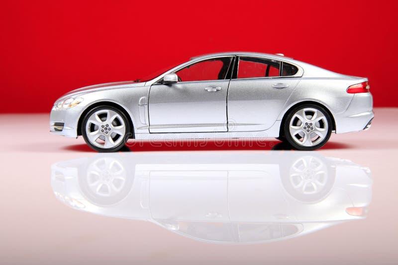 Jaguar XJ lizenzfreie stockfotos