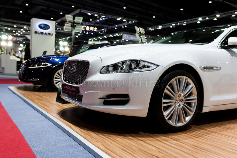 Download Jaguar xj editorial image. Image of show, drive, auto - 43633780