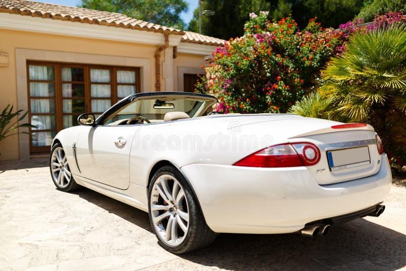Jaguar Xkr imagen de archivo