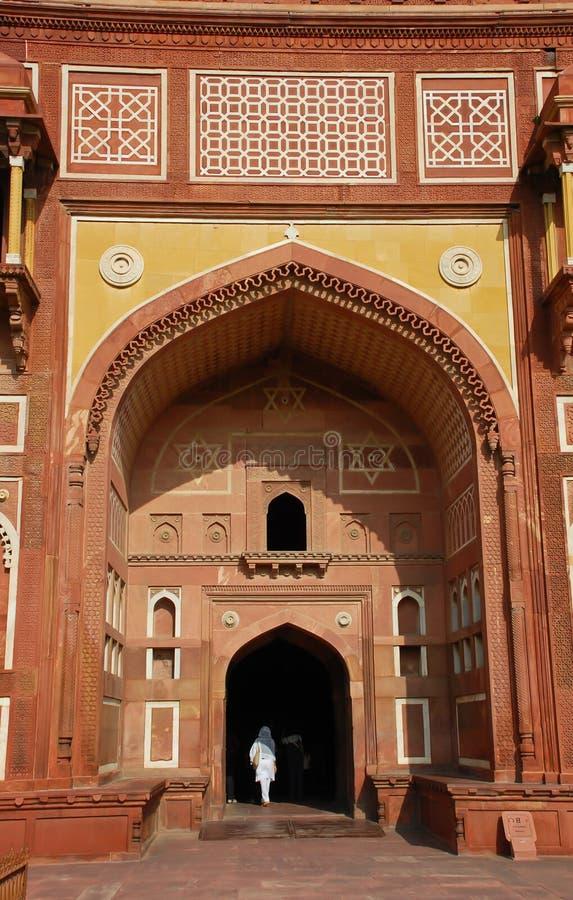 jahangiri πυλών εισόδων mahal στοκ εικόνες με δικαίωμα ελεύθερης χρήσης
