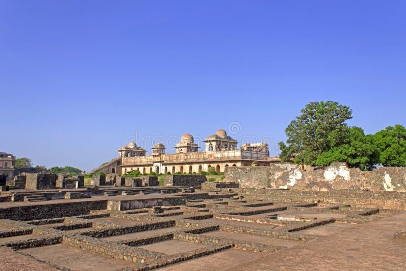 Jahaz Mahal στοκ φωτογραφίες με δικαίωμα ελεύθερης χρήσης