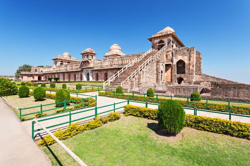Jahaz Mahal, Mandu fotografie stock