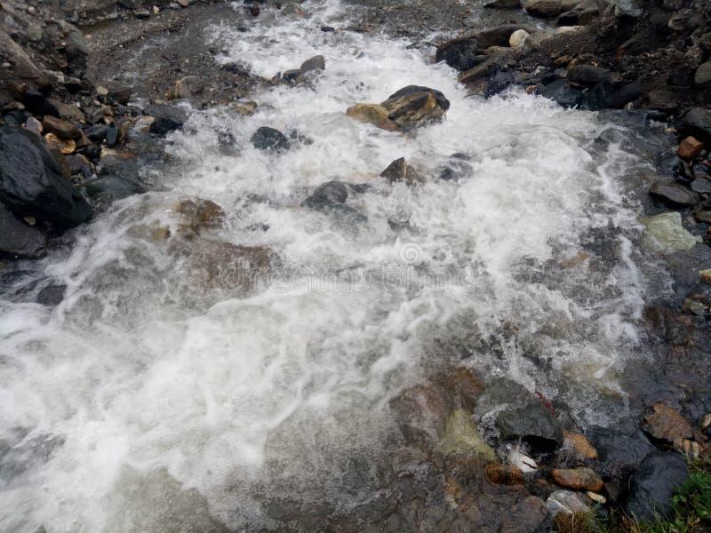 Jahlem Пакистан реки стоковые изображения rf