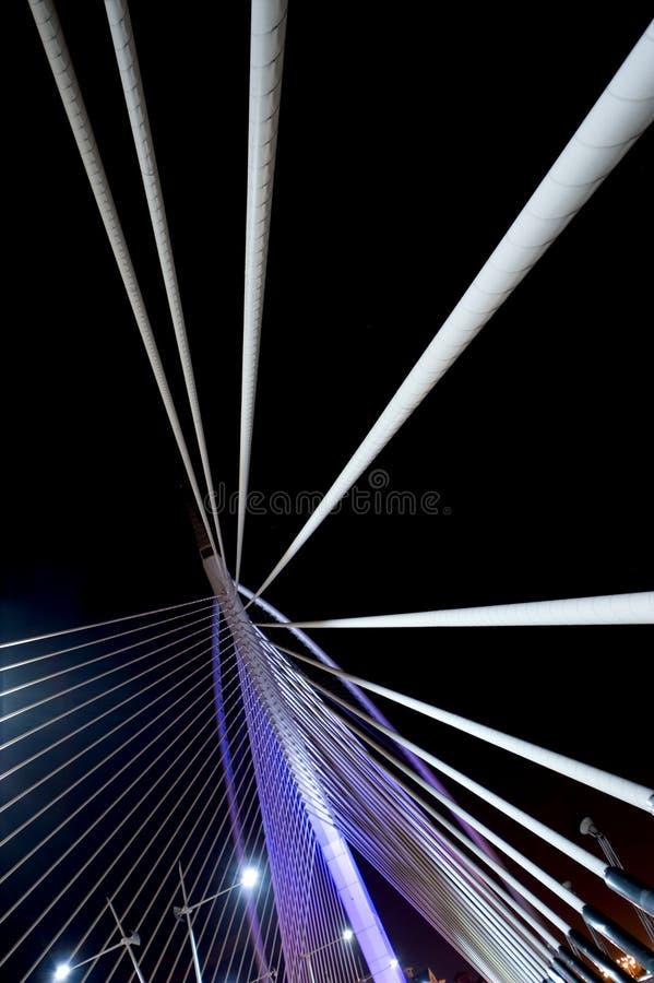 Jahrtausendbrücke Putrajaya stockbild