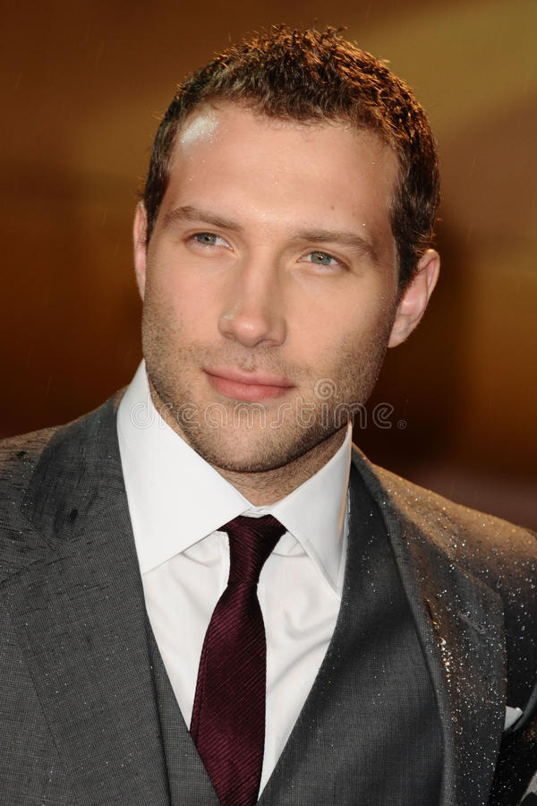 Jai Courtney stock foto's