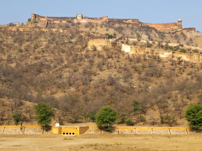 Download Jaigarh Fort, Rajasthan, India Stock Image - Image: 26288685