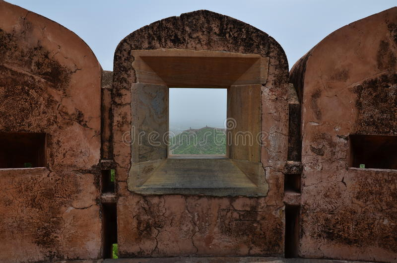 Jaigarh fort royalty free stock photos
