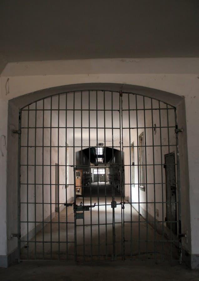 Jail block stock images