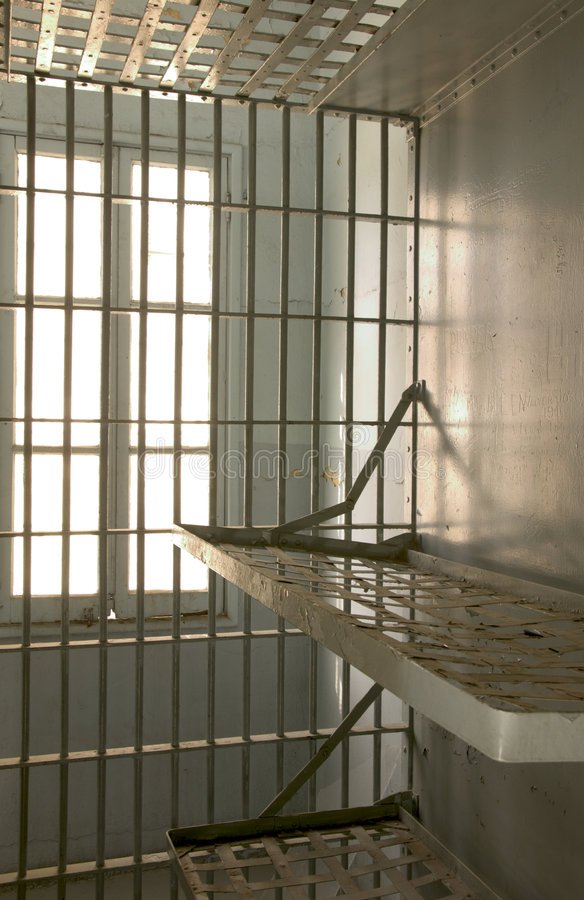 Jail Cell Stock Image Image Of Sentence Jail Door Cell