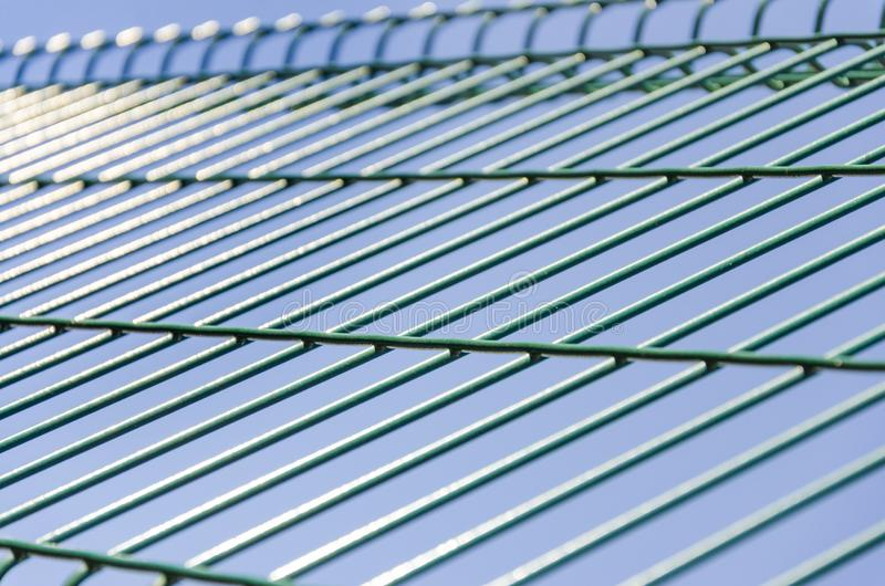 Jail fence iron bars texture. Jail fence iron bars, texture pattern background royalty free stock photo