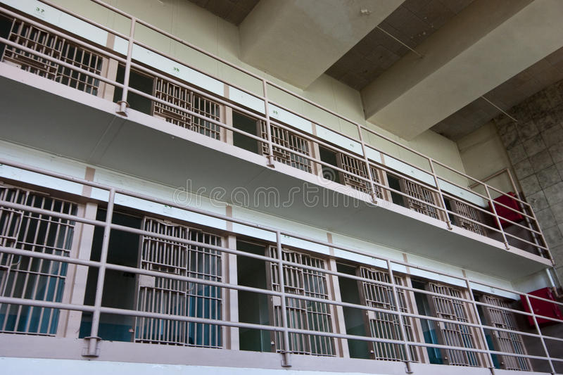 Jail House royalty free stock image
