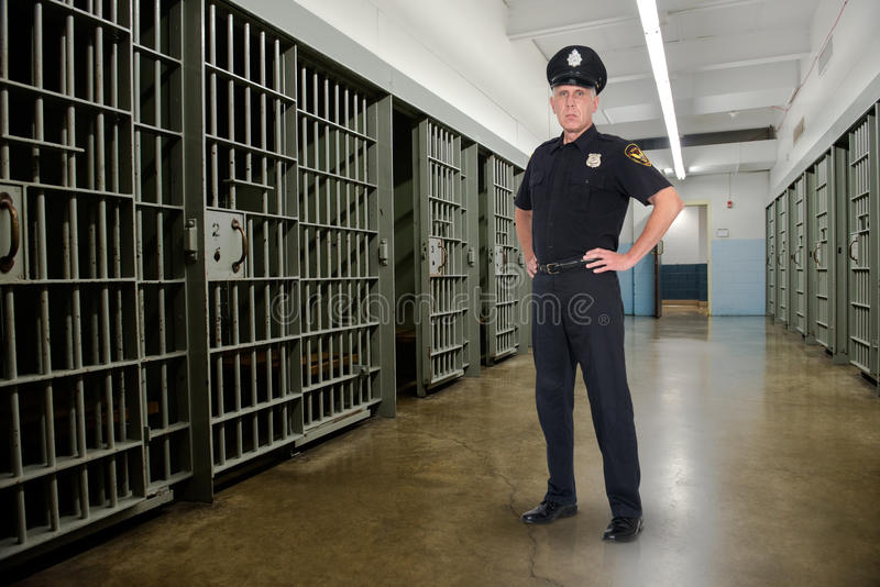 Jail, Prison, Law Enforcement, Police stock photography