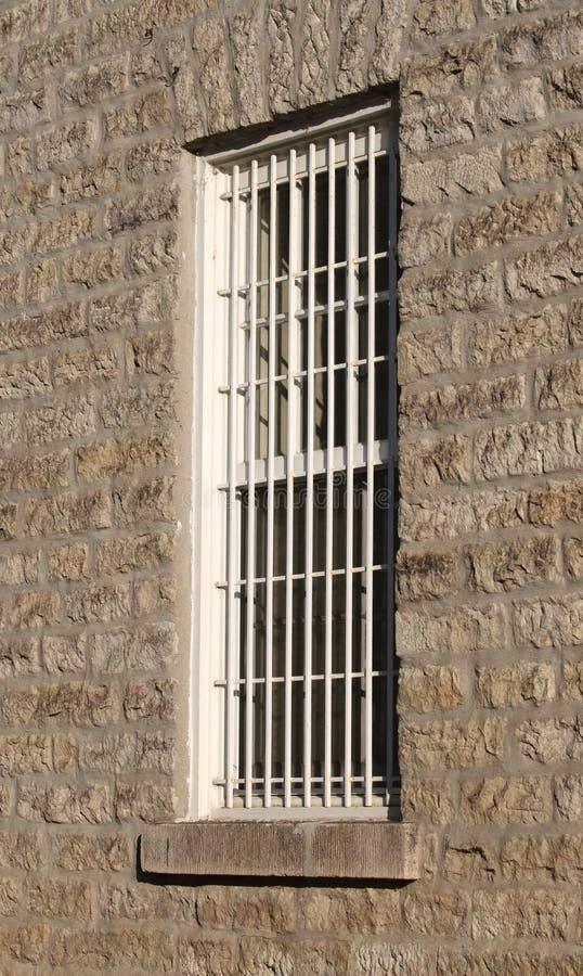 Jail Window Stock Image