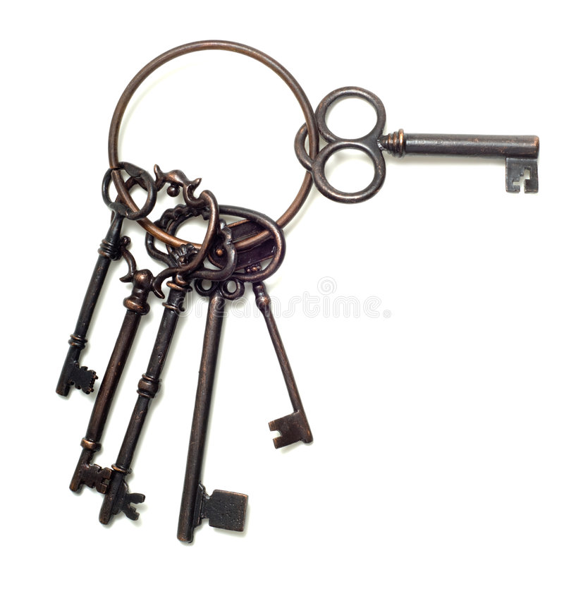 Download Jailer's Keys Stock Photography - Image: 3620092