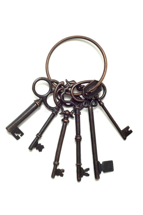 jaileren keys s arkivbilder