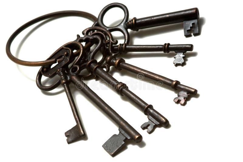 jaileren keys s arkivfoto