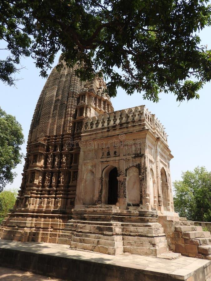 Jain виски тем любов и секса в Khajuraho Восточная группа в составе виски Khajuraho, Madhya Pradesh, Индия, наследие ЮНЕСКО стоковая фотография