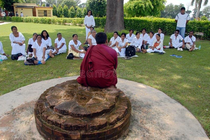 Jainismus in Indien stockbilder