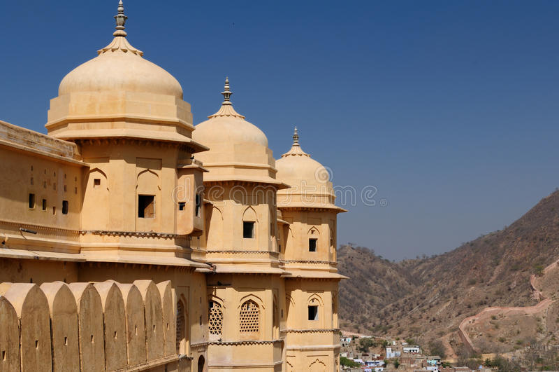 Jaipur royalty-vrije stock foto's