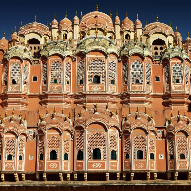 Download Jaipur image stock. Image du vieux, jaipur, étages, symétrique - 45359197