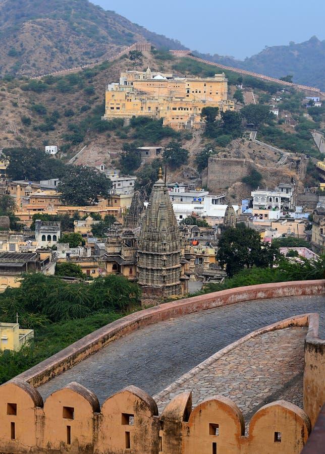 Jaipur, India royalty-vrije stock afbeeldingen