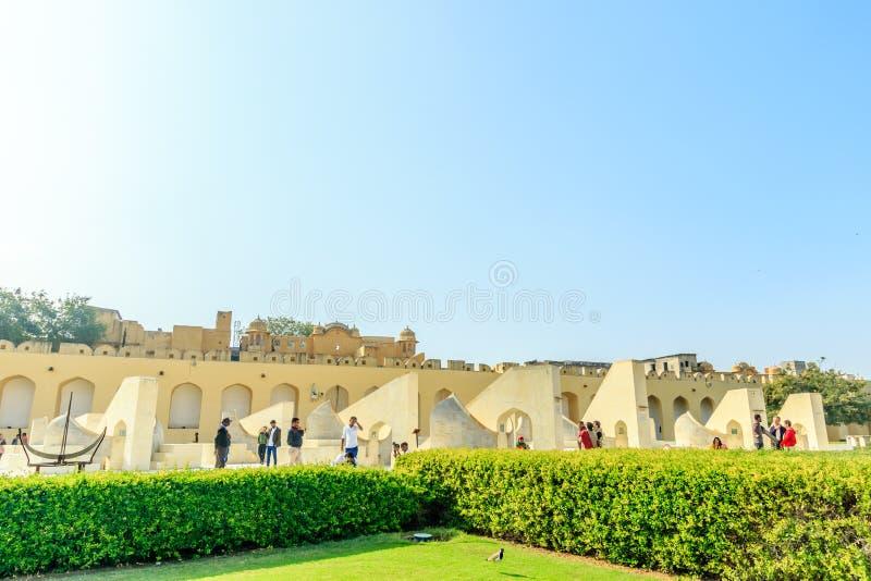 Jantar Mantar stock image
