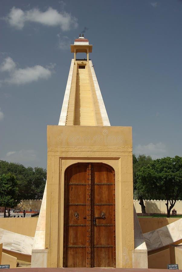 Jaipur observatory, Rajasthan stock photos