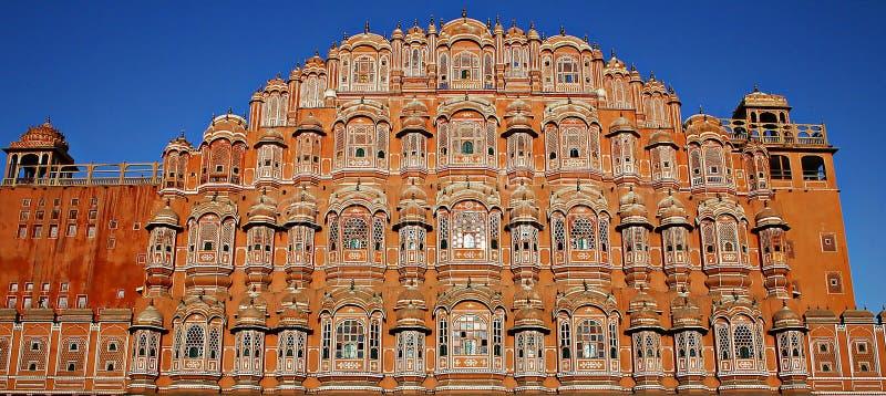 Jaipur Rajastan Indien arkivfoton