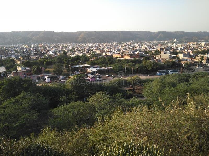 Jaipur Rajasthan Ινδία στοκ φωτογραφία