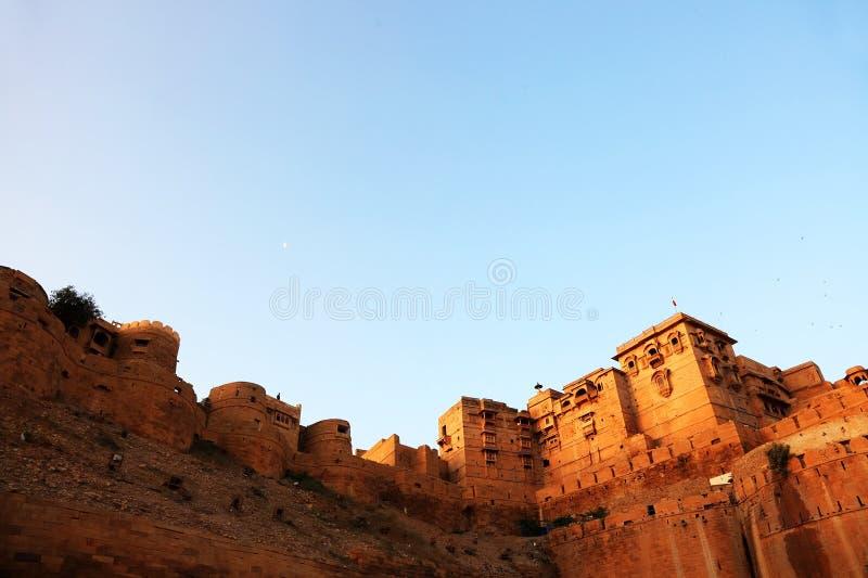 Jaisalmer Fort Royalty Free Stock Image