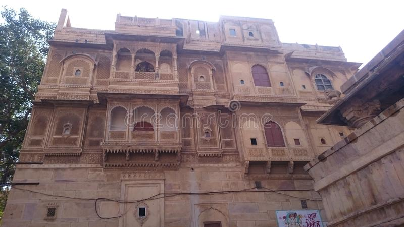 Jaisalmer fort royalty free stock images